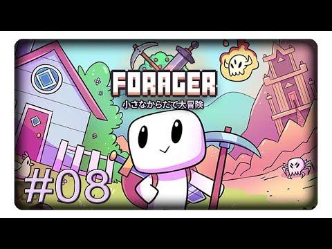 Das Museum #08 || Let's Play Forager | Deutsch | German