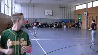 Green Sox Indoor Meisterschaft Gauting 2014