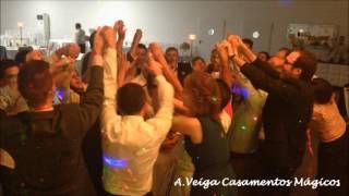 A.Veiga Casamentos Mágicos - Mix do dia D 37 Cláudia e José  - A. Veiga Casamentos Mágicos