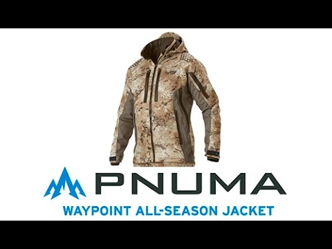 cf281693b01c8 Pnuma Waypoint Jacket - YouTube