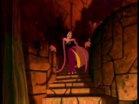 Bartok the Magnificent Ludmilla Dragon Transformation
