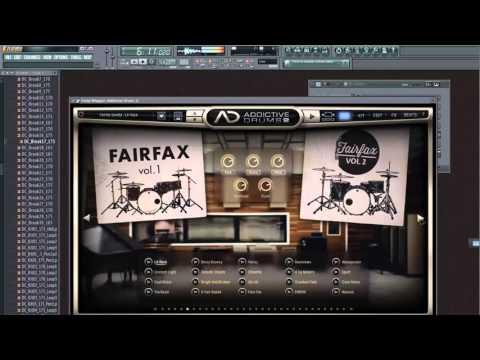 XLN Audio Addictive Drums 2 & UJAM Virtual Guitarist IRON PUNK