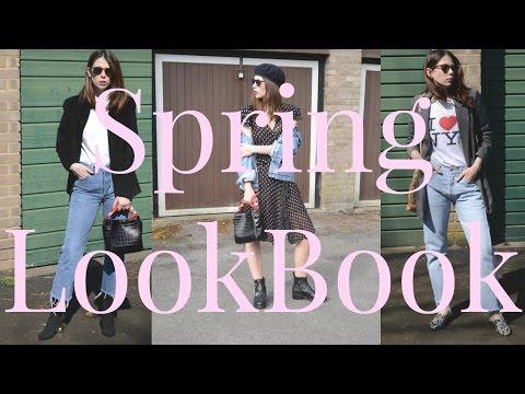 Spring LookBook | HolliesCloset