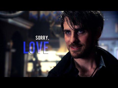 Sorry, Love  || Captain Hook