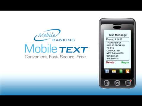 NASA FCU Mobile Text-How It Works