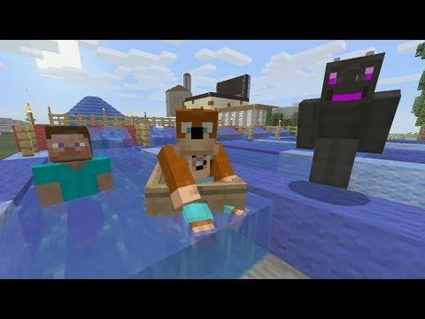 Minecraft Xbox - Boat Dash [188]