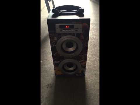 wooden speaker NBA