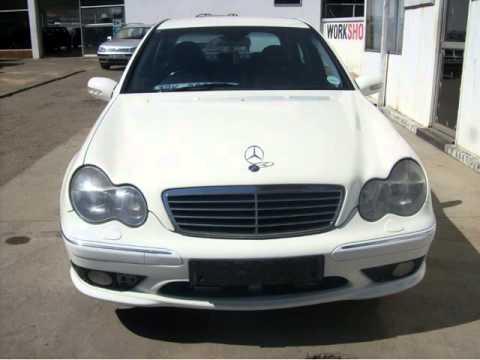 2003 mercedes benz c class c32 amg v6 kompressor auto for for Mercedes benz kompressor for sale