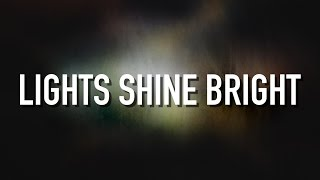 Lights Shine Bright - [Lyric Video] TobyMac (feat. Hollyn)