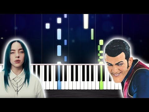 Bad GuyWe Are Number One - Piano Mashup by PlutaX