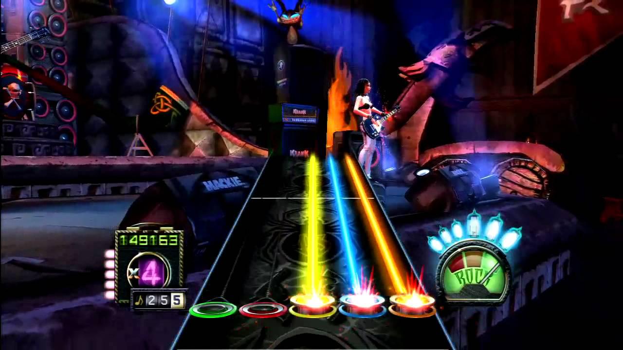 720p hd guitar hero 3 dlc tom morello guitar battle expert guitar 100 youtube - Guitar hero 3 hd ...