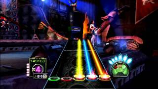 [720P HD] Guitar Hero 3 (DLC) - Tom Morello Guitar Battle - Expert Guitar - 100%