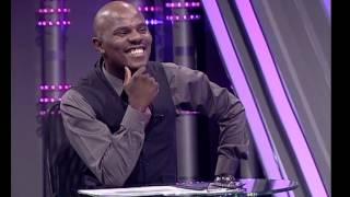 Thomas Mlambo interviews legendary footballers Thabo Mooki and Steve Lekoelea