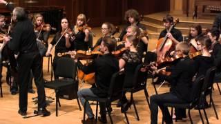 Improvisation (Maqam Hijaz) - Lawrence University Chamber Orchestra - 11.03.13
