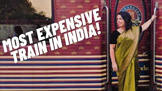 Is this Luxury Train Tour Worth the Money? The Maharajas Express India