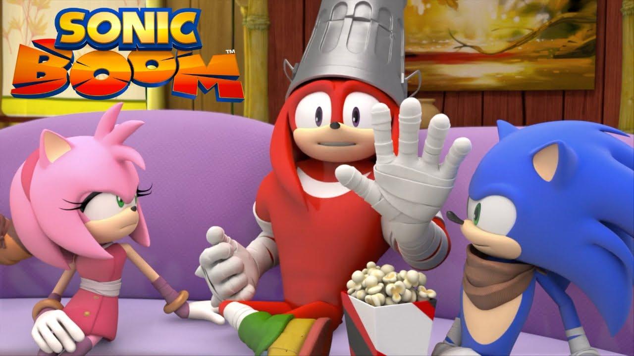 Sonic Boom | Guerra de programas | Capítulo 42 Español Latino