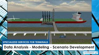 Liquid Bulk Terminal Design & Optimization