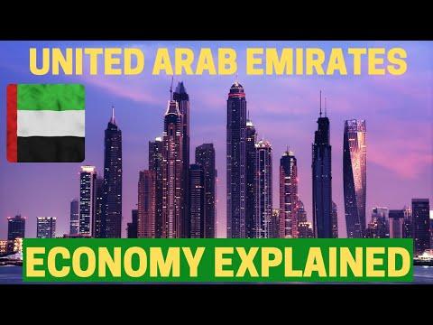 The Economy of UAE | United Arab Emirates Economy Explained | How Dubai Became So Rich as of 2021