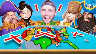 PRESIDENT SSUNDEE Takes OVER The USA! (Risk)
