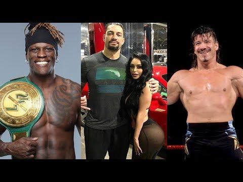 WWE Noticias: Curiosa fan con Reigns, WWE muy contenta con R-Truth, Alaban a Eddie