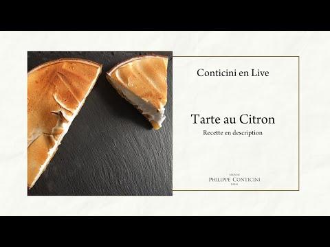 Cake tarte citron meringuée