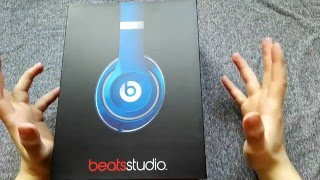 Video UNBOXING BEATS STUDIO 2.0 BY DR. DRE [ITA] download MP3, 3GP, MP4, WEBM, AVI, FLV Juli 2018