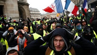 Week 26: Yellow Vests call for new protests in Paris