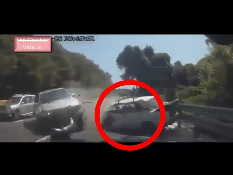 Deadly Brutal Car Crash Compilation Deadly Crashes Fatal