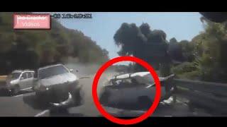 DEADLY Brutal Car Crash Compilation , Deadly Crashes , Fatal Accidents 2017  | THE CRASHES VIDEOS
