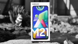 Samsung Galaxy M21 - Обзор