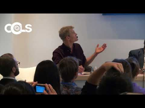 Kevin Anderson discusses negative emissions at UNFCCC