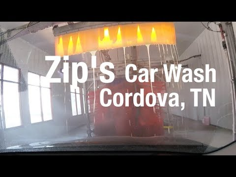 Sonnys Tunnel Zips Car Wash Cordova Tn