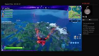 Playing Fortnite in My living room p3