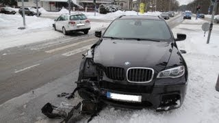 BMW Crash Compilation #1(Rate, Share and Subscribe ! Like us on Facebook: http://www.facebook.com/topcrashes Car Crash Community: http://gplus.to/carcrashes Follow on Twitter: ..., 2013-04-20T15:00:03.000Z)