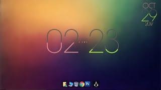 Customize Windows 10 Desktop