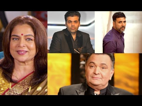 RIP Reema Lagoo: Rishi Kapoor to Karan Johar, celebs condole actress' death