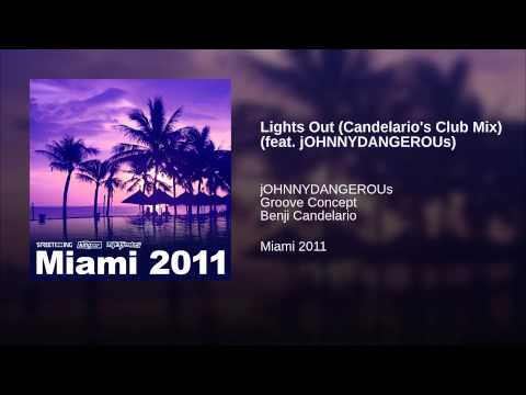 Lights Out (Candelario's Club Mix) (feat....