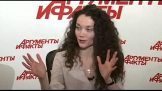 MAMMA MIA! покидает Москву. Интервью с Анастасей Макеевой.
