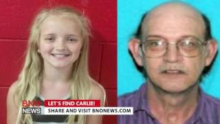 Missouri Amber Alert: Where is 9-year-old Carlie Trent?
