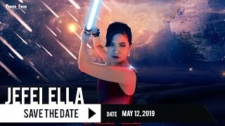 Jefei Ella turns 18 | Save The Date FULL Video by Phases and Faces Digital Photography