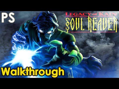 Legacy of Kain: Soul Reaver Walkthrough