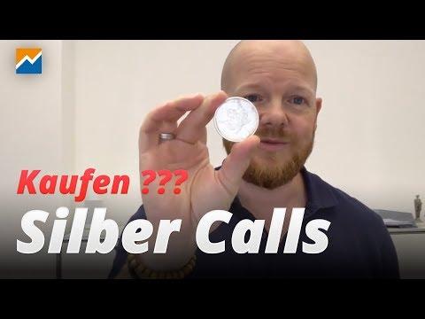 Silber - jetzt Calls kaufen???
