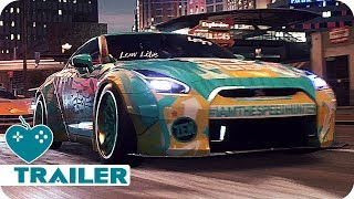 NEED FOR SPEED: PAYBACK Willkommen in Fortune Valley Trailer German Deutsch 4K UHD (2017)