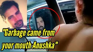 Anushka Sharma ABUSED By Garbage Thrower