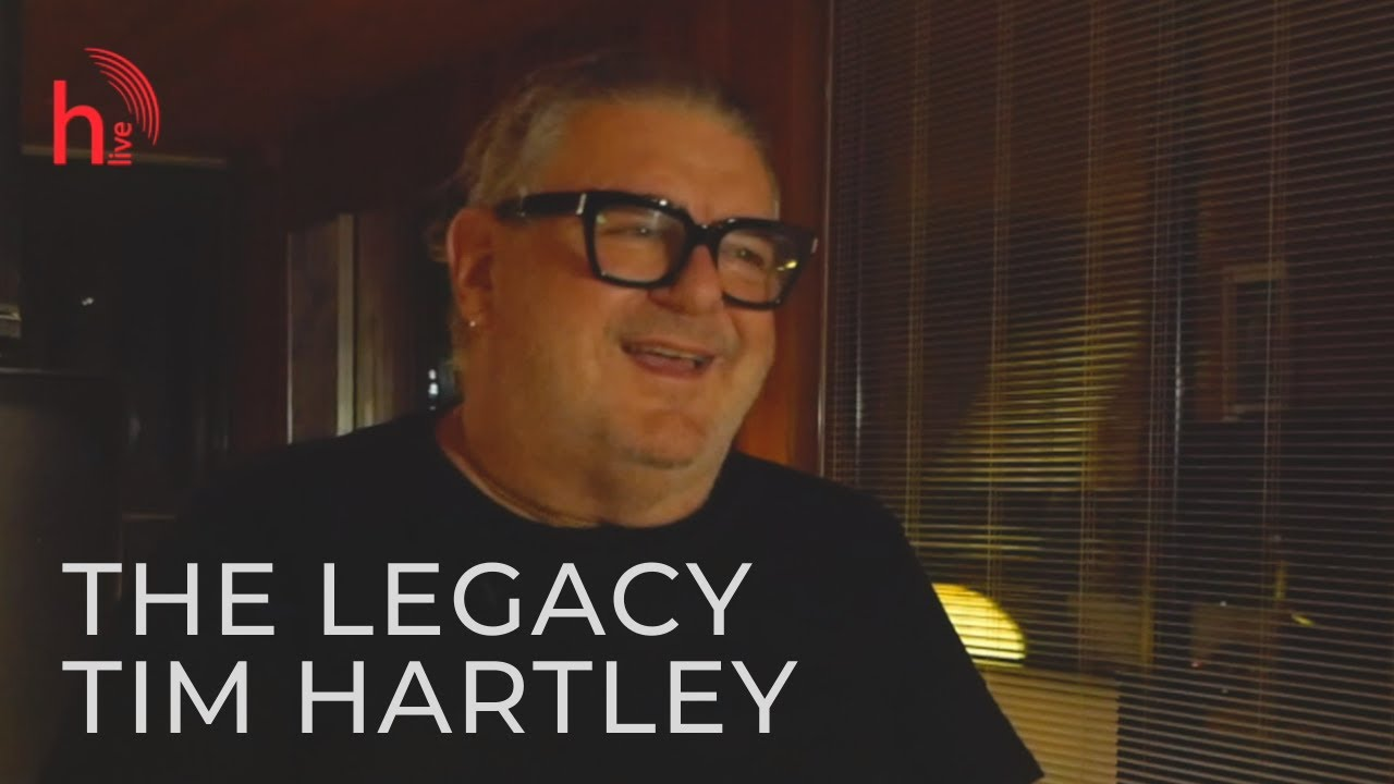 The Legacy Tim Hartley - Online Masterclass