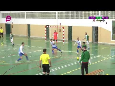 FUTBOL SALA Huercal Almerialva vs  101TV MCF Futsal (2-3)