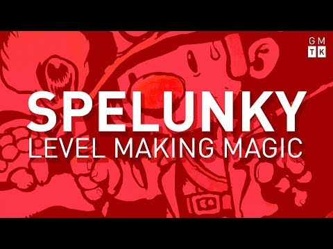How (and Why) Spelunky Makes its Own Levels | Game Maker's Toolkit