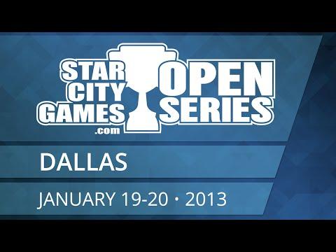 SCGDAL - 2013 - Standard - Round 9 - Jared James vs Parker May