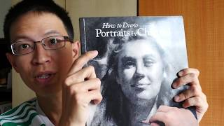 Review: How to Draw Portraits in Charcoal by Nathan Fowkes