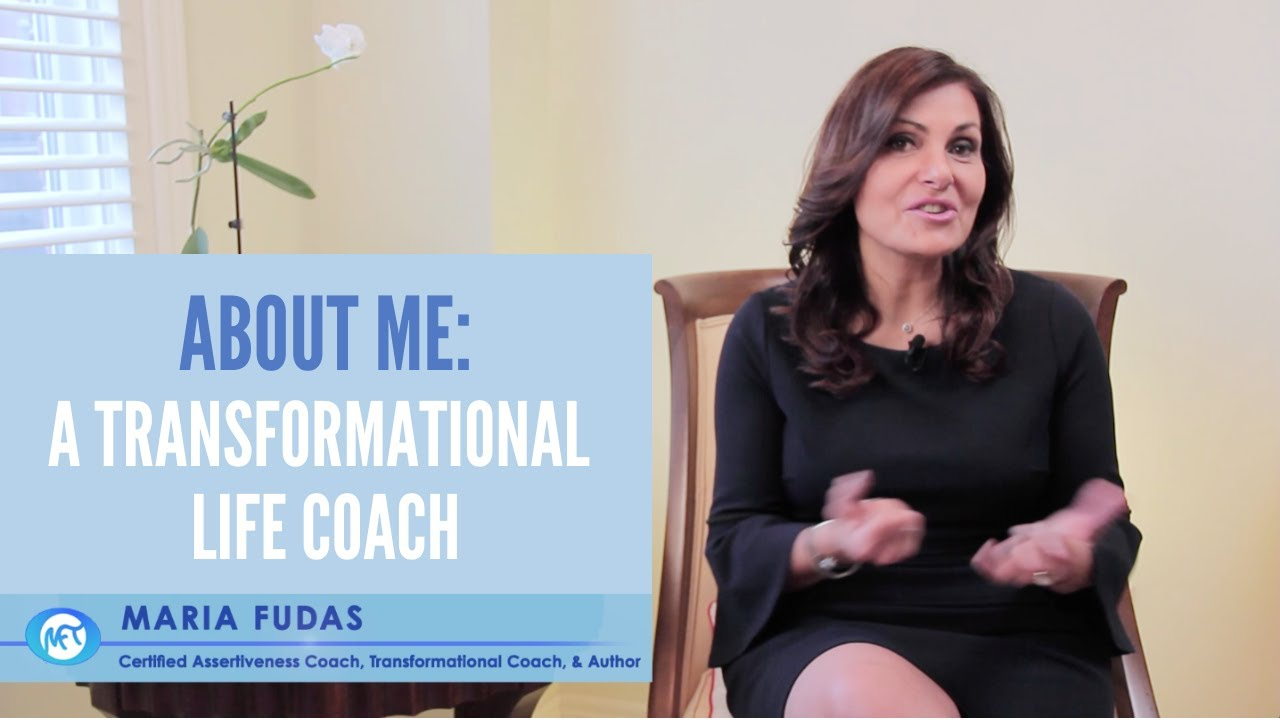 About me: A Transformational Life Coach - YouTube